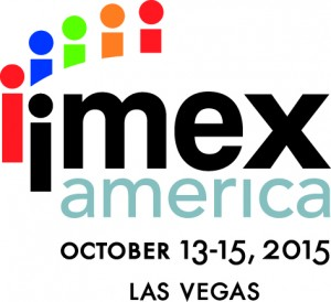 We will be at IMEX America 2015!