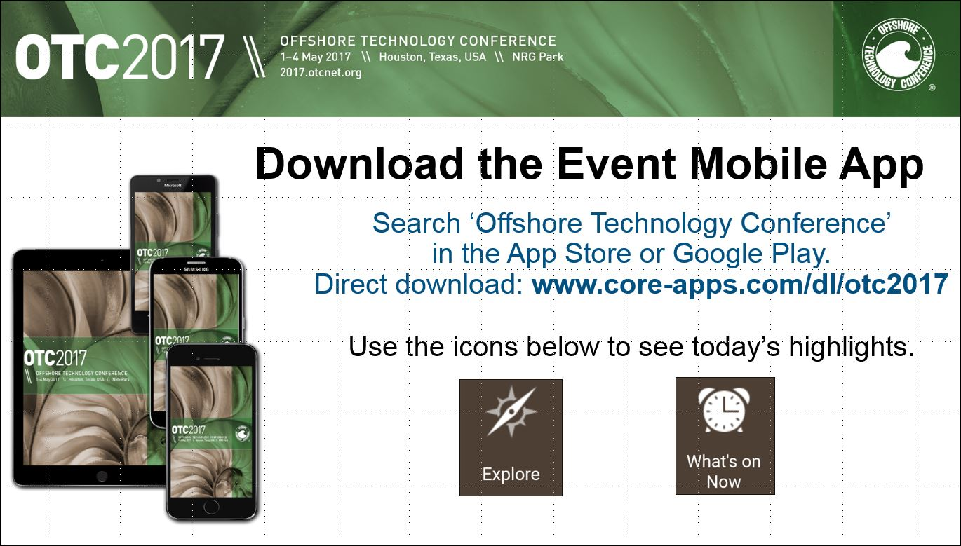 Offshore Technology Conference - Core-apps