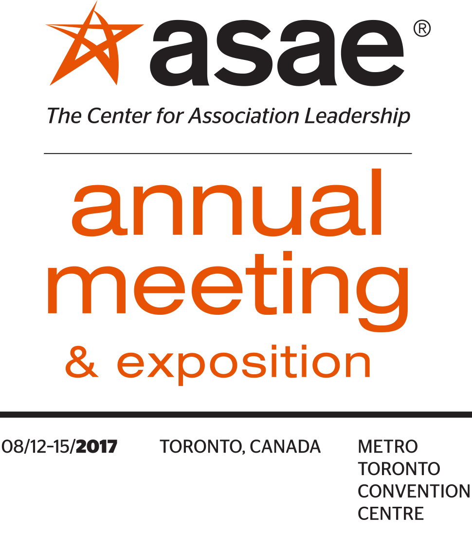 ASAE Annual Meeting & Expo, Aug. 12-15, 2017