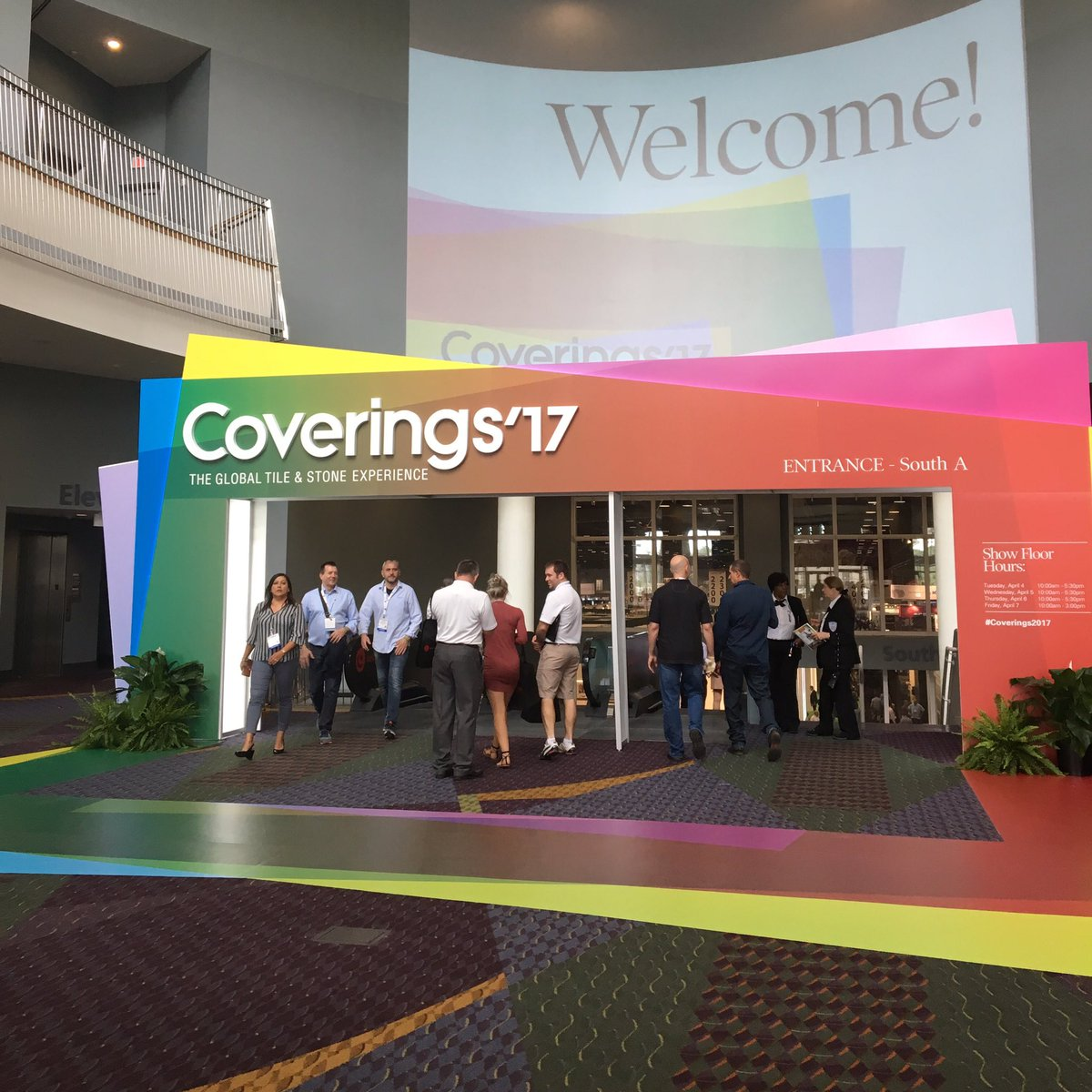 Coverings 17